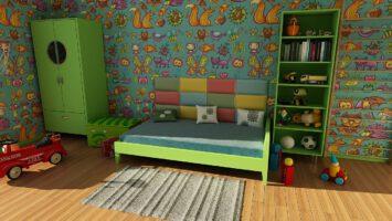 Dětského pokoje