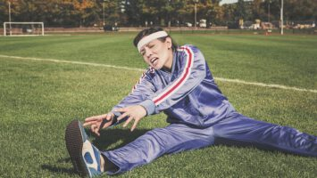 oblečení a sport