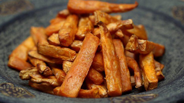 Americké brambory nebo hranolky
