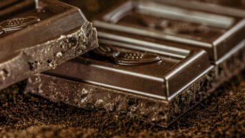Domácí čokoládky