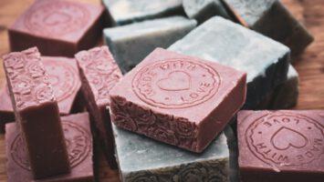 Výroba domácího mýdla