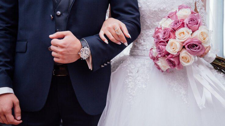 zařizujete svatbu