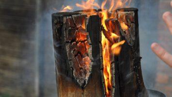 Švédský oheň