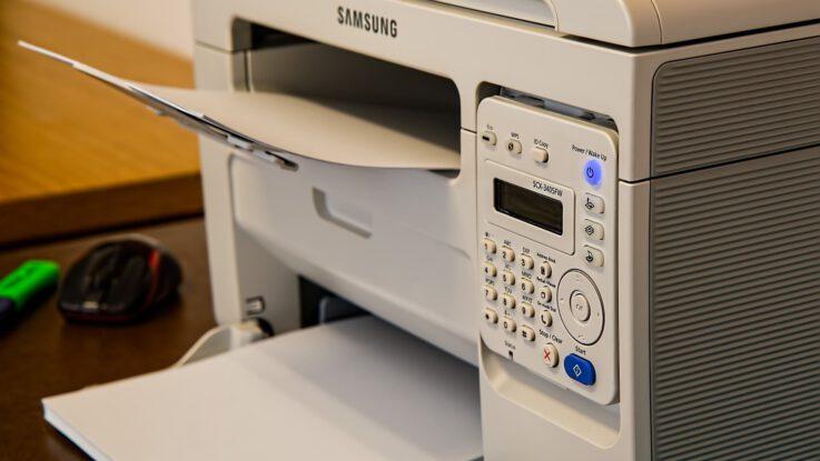 kvalitní tiskárnu
