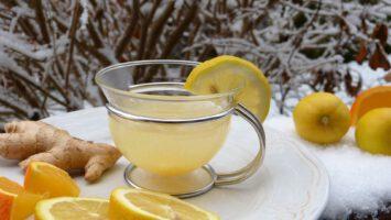nápoj proti nachlazení