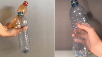 prazdne pet lahve