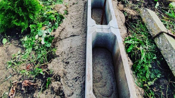 beton ztracene bedneni