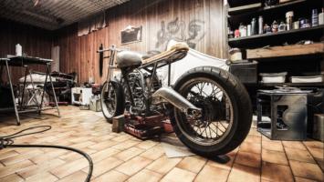 udrzba motorky