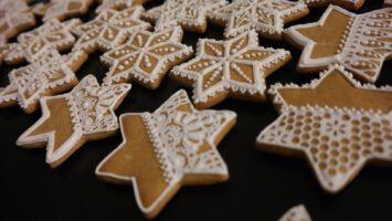 vánoční perníčky