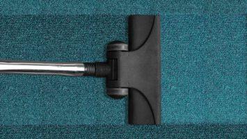 vyčistit koberec