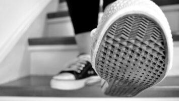 podrážku na botě