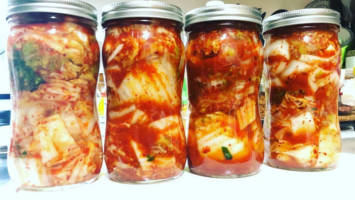 domaci kimchi