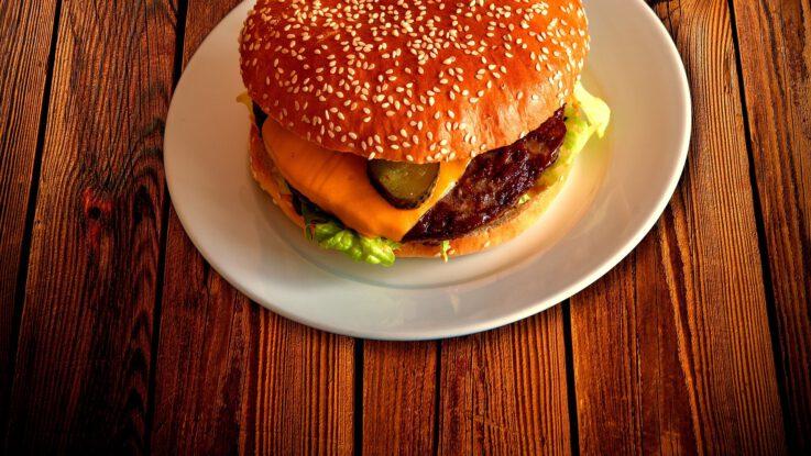 hamburger bez masa