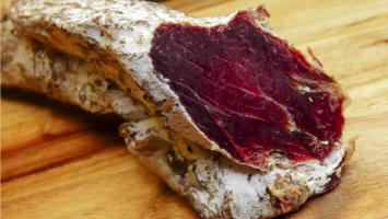 sušené maso